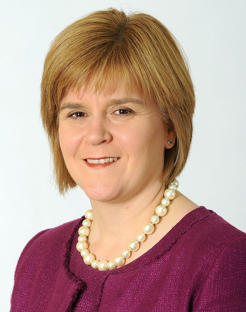 Nicola Sturgeon – 2021 Comments on Voting SNP