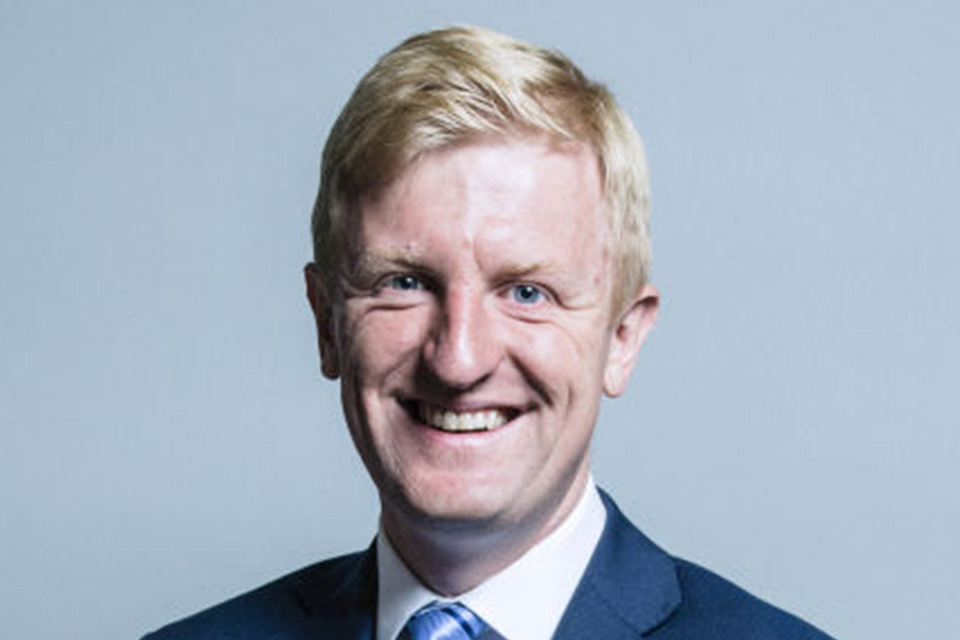 Oliver Dowden – 2020 Comments on Heritage and Culture Investment